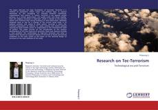 Bookcover of Research on Tec-Terrorism