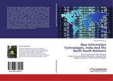 Buchcover von New Information Technologies, India And The North-South Relations