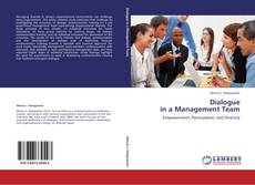 Bookcover of Dialogue  in a Management Team