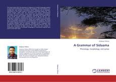 Bookcover of A Grammar of Sidaama