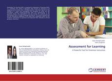 Bookcover of Assessment for Learning