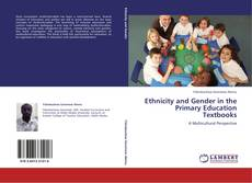 Copertina di Ethnicity and Gender in the Primary Education Textbooks