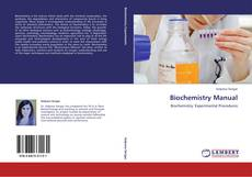 Capa do livro de Biochemistry Manual