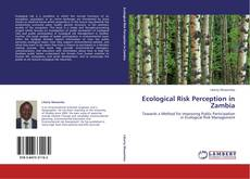 Borítókép a  Ecological Risk Perception in Zambia - hoz