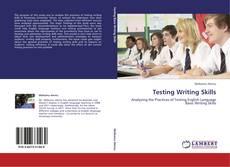 Обложка Testing Writing Skills