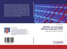 Обложка BIDXML: An Extensible Markup Language (XML)