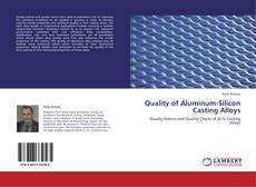 Couverture de Quality of Aluminum-Silicon Casting Alloys