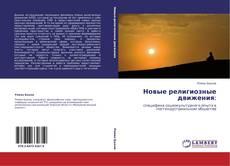 Bookcover of Новые религиозные движения: