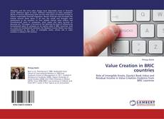 Bookcover of Value Creation in BRIC countries