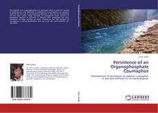 Buchcover von Persistence of an Organophosphate Coumaphos
