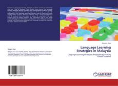 Bookcover of Language Learning Strategies in Malaysia