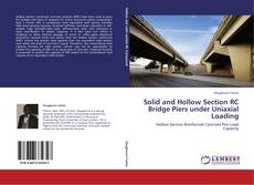 Solid and Hollow Section RC Bridge Piers under Uniaxial Loading的封面