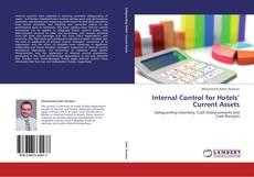 Internal Control for Hotels' Current Assets kitap kapağı