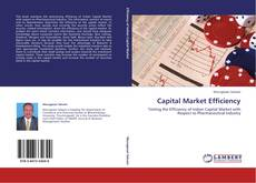 Capital Market Efficiency的封面