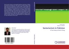 Couverture de Sectarianism in Pakistan