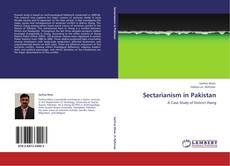 Buchcover von Sectarianism in Pakistan