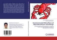 Capa do livro de Environmental Microflora of Macrobrachium rosenbergii