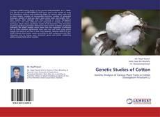 Capa do livro de Genetic Studies of Cotton