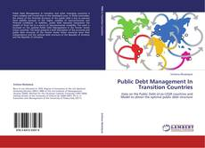Обложка Public Debt Management In Transition Countries
