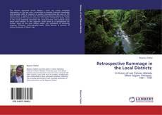 Borítókép a  Retrospective Rummage in the Local Districts: - hoz