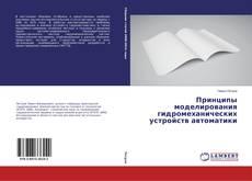Принципы моделирования гидромеханических устройств автоматики kitap kapağı