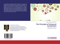 The Principle of Universal Jurisdiction kitap kapağı