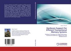 Copertina di Hardware Support for Efficient Transactional Memory Systems
