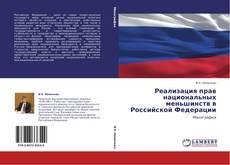 Bookcover of Реализация прав национальных меньшинств в Российской Федерации