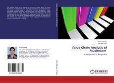 Bookcover of Value Chain Analysis of Mushroom