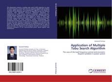 Portada del libro de Application of Multiple Tabu Search Algorithm
