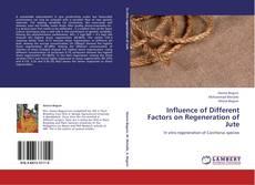 Couverture de Influence of Different Factors on Regeneration of Jute