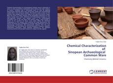 Borítókép a  Chemical Characterization of   Sinopean Archaeological   Common Ware - hoz