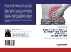 Bookcover of Позвоночно-тазовые взаимоотношения у больных с коксартрозом