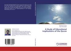 Buchcover von A Study of Educational Implications of the Quran