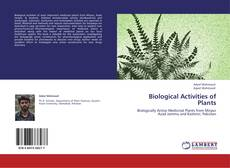 Capa do livro de Biological Activities of Plants