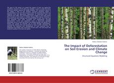 Обложка The Impact of Deforestation on Soil Erosion and Climate Change