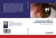 Buchcover von Социальная работа в англоязычных странах