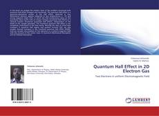 Bookcover of Quantum Hall Effect in 2D Electron Gas