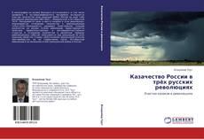 Обложка Казачество   России  в  трёх  русских  революциях