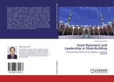 Buchcover von Team Dynamics and Leadership in State-Building