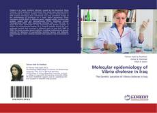 Bookcover of Molecular epidemiology of Vibrio cholerae in Iraq
