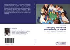 Couverture de The Equity Principle in Mathematics Education