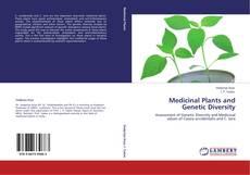 Medicinal Plants and Genetic Diversity kitap kapağı