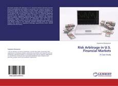 Buchcover von Risk Arbitrage in U.S. Financial Markets