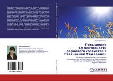 Bookcover of Повышение эффективности зернового хозяйства в Российской Федерации