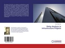 Couverture de Delay Analysis in Infrastructure Projects