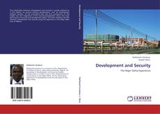 Bookcover of Development and Security