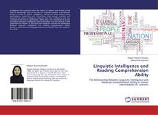 Обложка Linguistic Intelligence and Reading Comprehension Ability