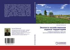 Buchcover von Эколого-хозяйственная оценка территории