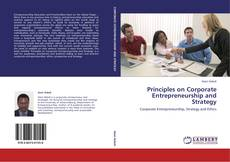 Couverture de Principles on Corporate Entrepreneurship and Strategy